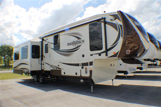 New 2016 Heartland Bighorn 3570RS Fifth Wheel For Sale