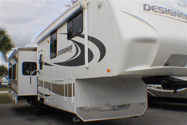 Used 2009 Jayco Designer 35RLTS Fifth Wheel For Sale
