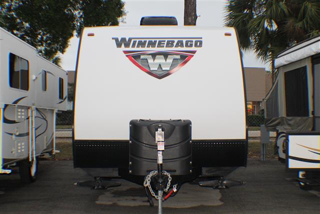 Used 2015 Winnebago Mini Winnie 1801FB Travel Trailer For Sale