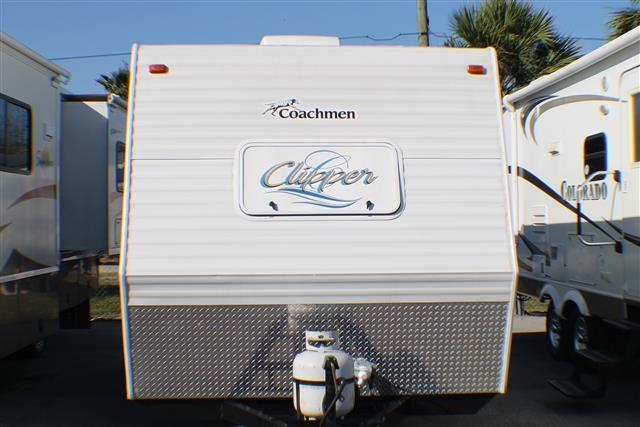 Used 2012 Coachmen Clipper 16FB Travel Trailer For Sale