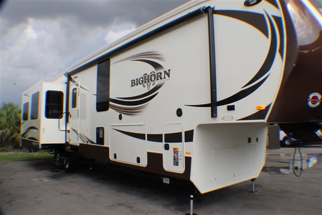 New 2016 Heartland Bighorn 3875FB Fifth Wheel For Sale