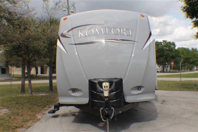 Used 2012 Dutchmen Komfort 34RL Travel Trailer For Sale