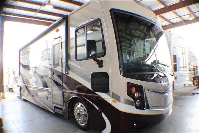 2016 Fleetwood Excursion