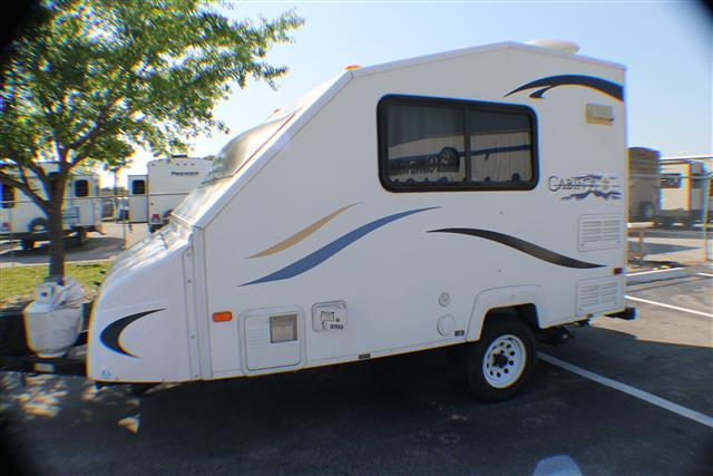 Used 2007 CABIN A CABIN A 15 #3 Travel Trailer For Sale