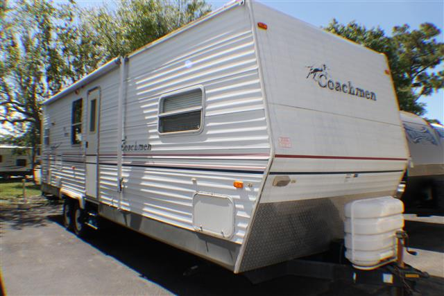 Used 2005 Coachmen Spirit Of America 31 Travel Trailer For Sale