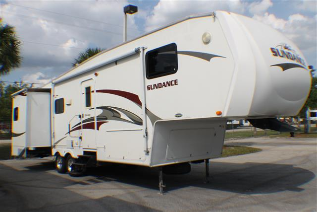 Used 2008 Heartland Sundance 3200ES Fifth Wheel For Sale