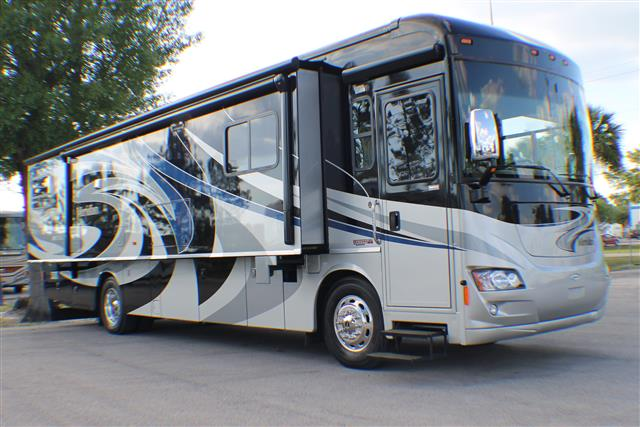 Used 2012 Itasca Meridian 36M Class A - Diesel For Sale