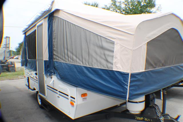 Used 2012 Forest River Flagstaff 206ST Pop Up For Sale