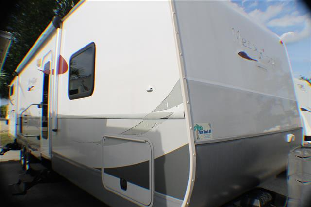 Used 2012 OPEN RANGE MESA RIDGE 325B Travel Trailer For Sale