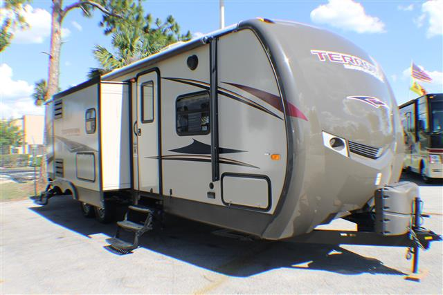 Used 2014 Keystone OUTBACK TERRAIN 299TBH Travel Trailer For Sale