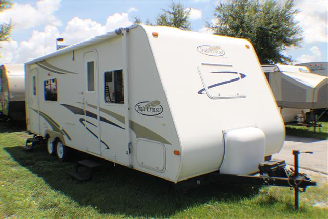 Used 2008 R-Vision Trail-lite TC-26RKS Travel Trailer For Sale