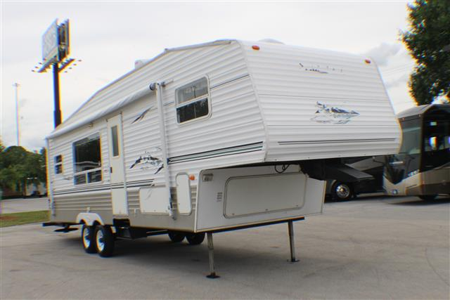 Used 2005 Keystone Springdale 281RK Fifth Wheel For Sale