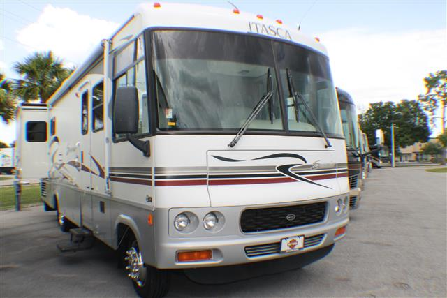Used 2002 Winnebago Itasca SUNCRUISER Class A - Gas For Sale