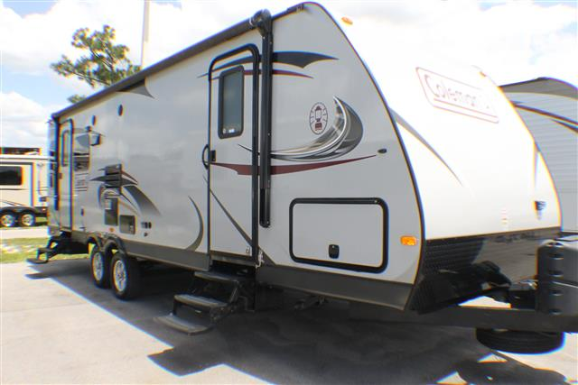 Used 2014 Dutchmen Coleman 260RL Travel Trailer For Sale