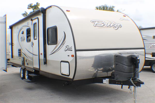 Used 2014 Shasta FLYTE 265DB Travel Trailer For Sale