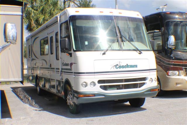 Used 2000 Coachmen Mirada 30MB Class A - Gas For Sale