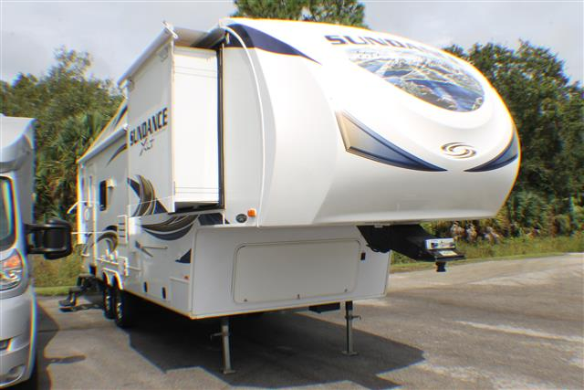 Used 2013 Heartland Sundance Xlt 277RL Fifth Wheel For Sale