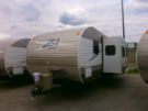 New 2014 Crossroads Z-1 301BH Travel Trailer For Sale