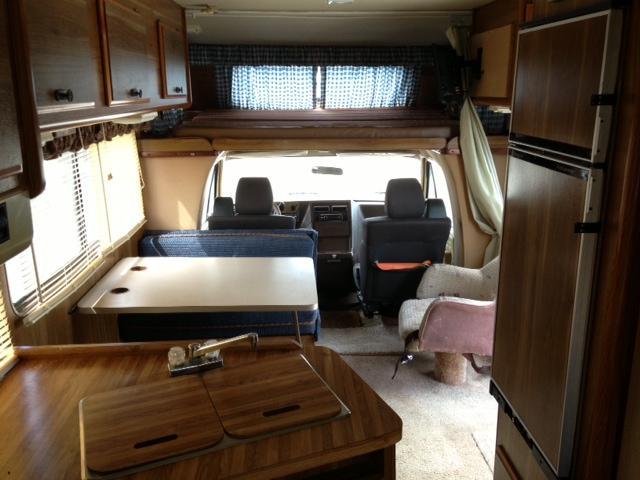 Used1987 Fleetwood Jamboree Class C For Sale