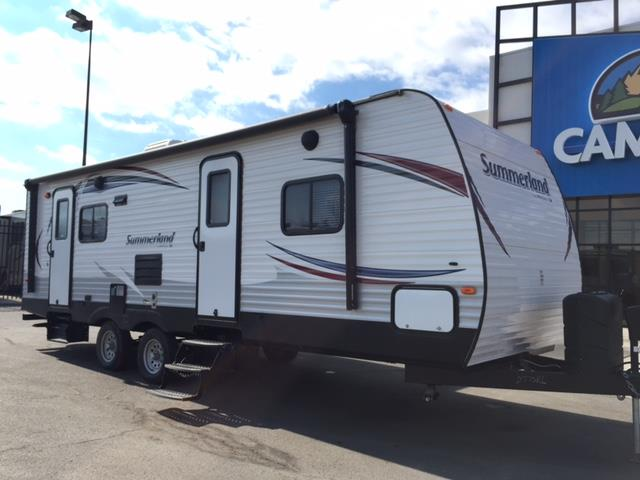 New 2015 Keystone Summerland 2570RL Travel Trailer For Sale