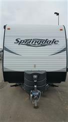 New 2015 Keystone Springdale 225RBGL Travel Trailer For Sale