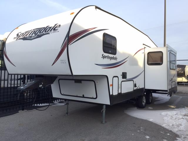 New 2015 Keystone Springdale 247FWRLLS Fifth Wheel For Sale