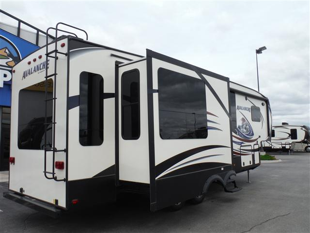 New 2014 Keystone Avalanche Fifth Wheel For Sale In