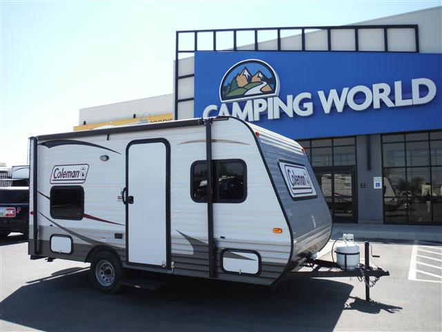 New 2015 Coleman Coleman Travel Trailer For Sale In