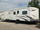 Used 2008 Keystone VR1 329 SRV Travel Trailer Toyhauler For Sale
