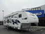 Used 2007 Fleetwood GearBox 335 Fifth Wheel Toyhauler For Sale