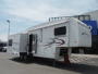 Used 2004 NuWa HITCHHIKER II 32.5 FKTG Fifth Wheel For Sale