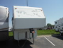 Used 1999 Kit Manufacturing Company Patio Hauler 351FP Fifth Wheel Toyhauler For Sale