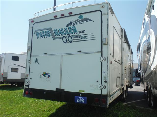 Camping World Council Bluffs >> Used 1999 Kit Manufacturing Company Patio Hauler Fifth ...