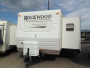 Used 2009 Forest River Forest River ROCKWOOD ULTRA 8315BSS Travel Trailer For Sale