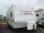 Used 2004 K-Z Coyote 2404 ULTRA LITE Travel Trailer For Sale