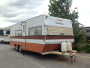 Used 1978 Kit Manufacturing Company Road Ranger 1850 Travel Trailer For Sale