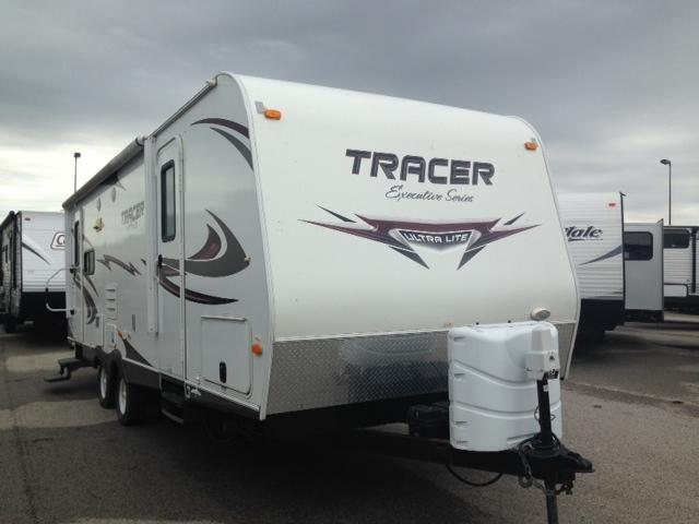 Used 2010 Forest River Tracer Travel Trailers For Sale In
