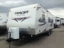 Used 2010 Forest River TRACER 2600RL Travel Trailer For Sale
