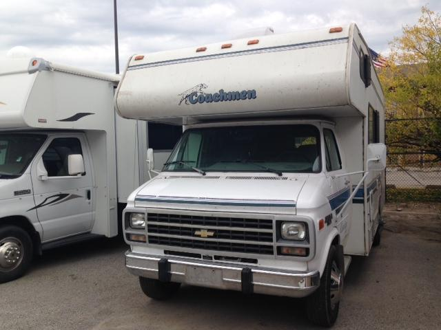 1996 Coachmen Chevrolet