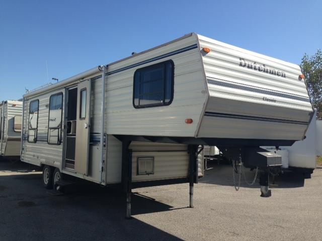 Camping World Council Bluffs >> Used 1991 Dutchmen Classic Fifth Wheel Trailer For Sale In ...