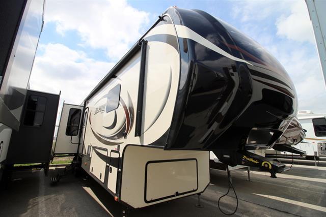 New 2015 Keystone Alpine 3555RL Fifth Wheel For Sale