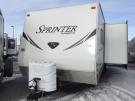 Used 2012 Keystone Sprinter 266RBS Travel Trailer For Sale