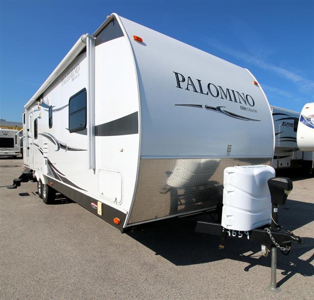 2013 Palomino Elite