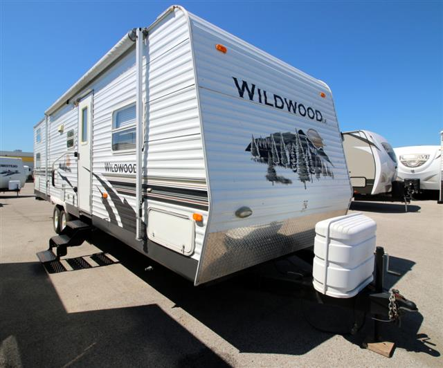 2007 Forest River Wildwood Le