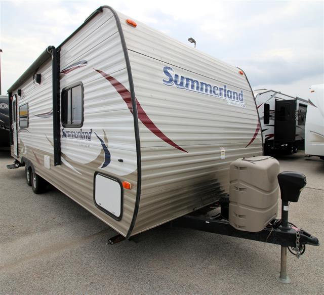 Used 2014 Keystone Summerland 2560RL Travel Trailer For Sale