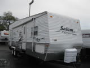 Used 2007 Forest River Salem 30 Travel Trailer Toyhauler For Sale