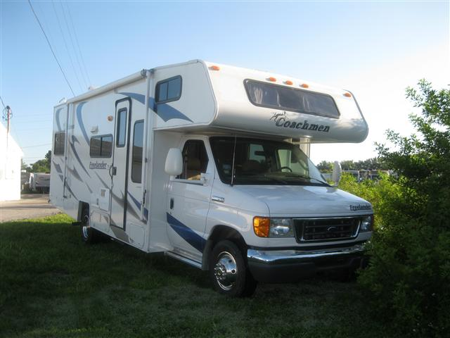 Buy a Used Coachmen Freelander in Holiday, FL.