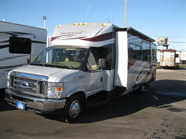 Buy a Used Jayco Melbourne in Holiday, FL.