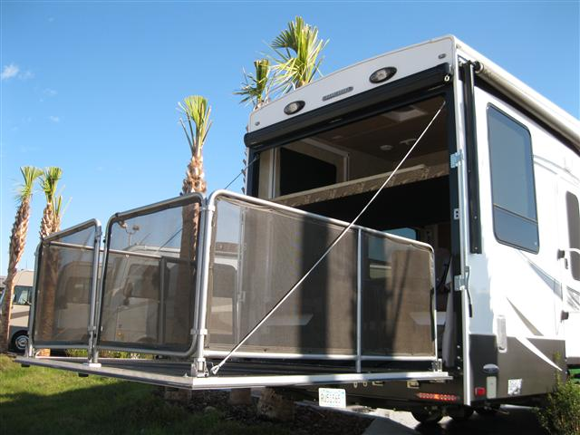Buy a Used Keystone Raptor in Holiday, FL.