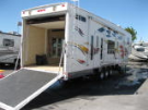 Used 2007 Fleetwood GearBox 385FS2G Fifth Wheel Toyhauler For Sale